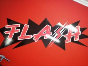 Flash - Ricardo Filipe Carreira Gomes